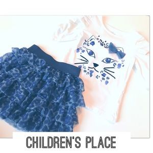 The Children's Place Cat Outfit